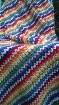 Very V blanket