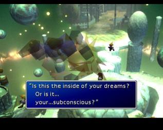 Cloud's subconscious