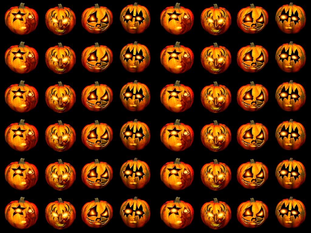 Jack O Lanterns Pattern