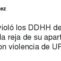 5/5 : (RT @Tururunes @Cuaimadeverdad) Se busca  Dixton Moisés Tovar Guzmán CI 15369316