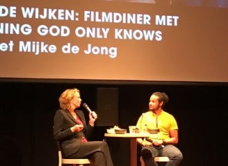NFF in de wijken Mijke de Jong Ayden ZIMHIC