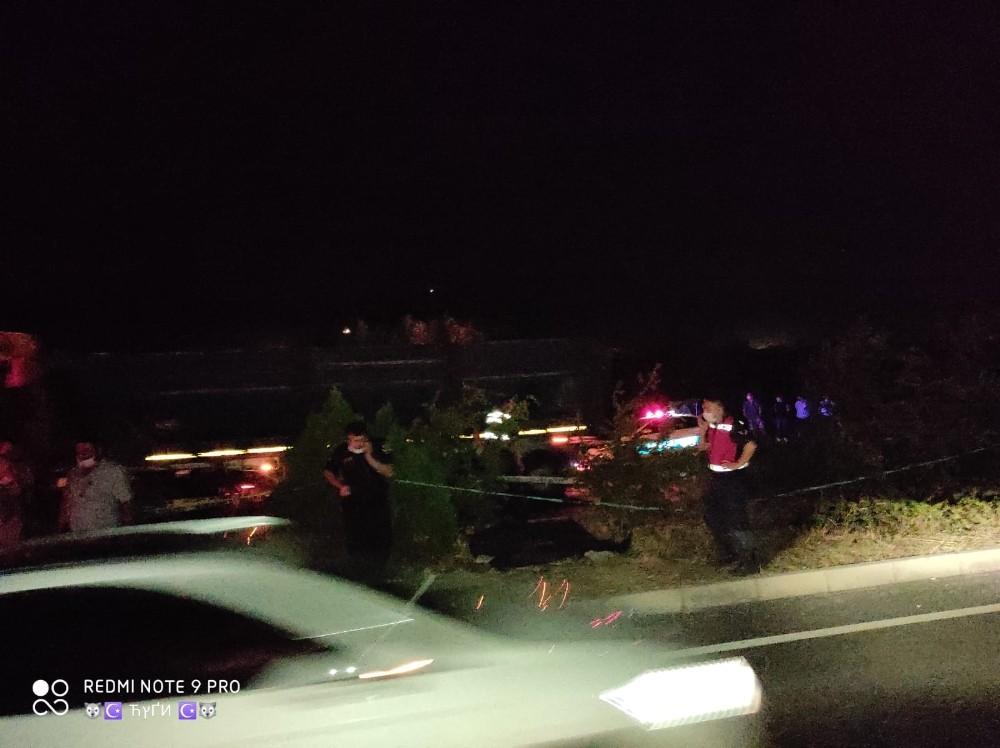 Buharkentli Polis kazada can verdi