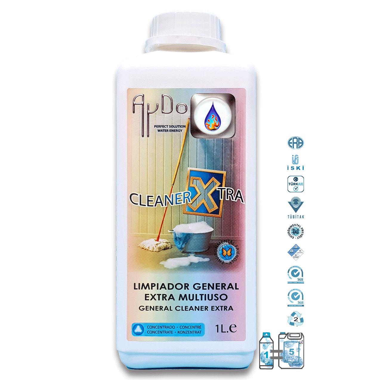 Detergente Multiusos Eco eXtra Litro