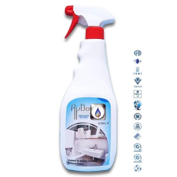 Spray Limpiador de Baño aydoagua.com