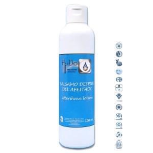 Aftershave Serum ecológico vegan bálsamo piel sensible Superalimento cosmético aydoagua
