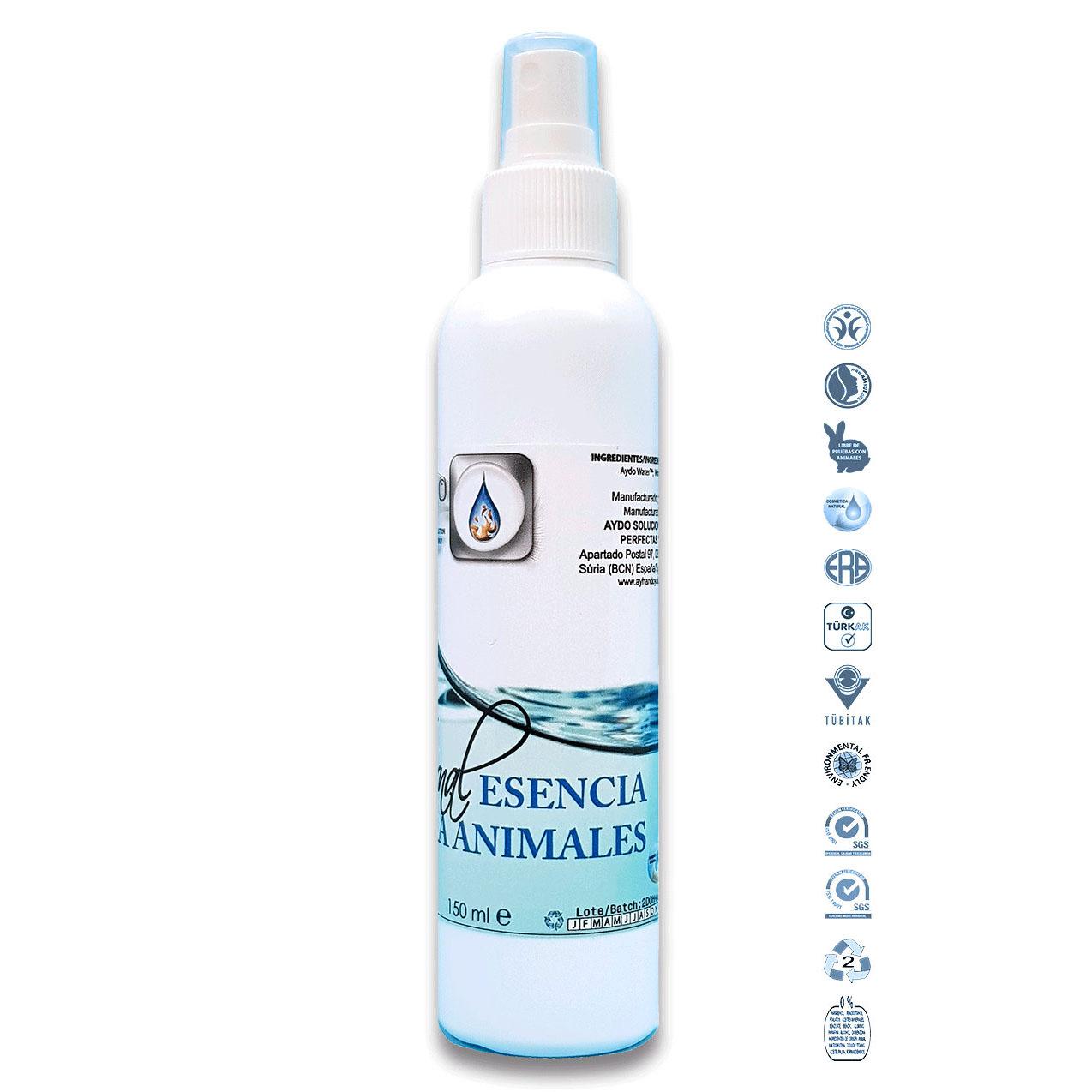Bio Pipeta Animales Antiparásitos Eco Esencia 150mL