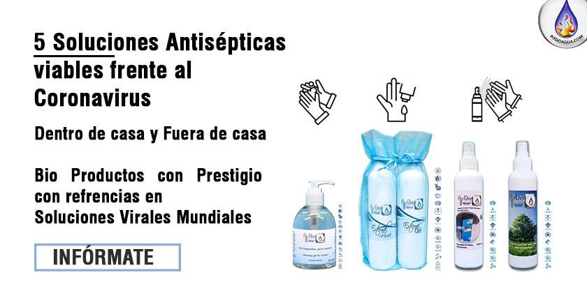 5 soluciones antisepticas aydoagua.com
