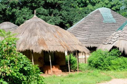Guinea-Bissau village