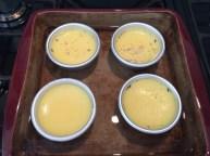 Crema de zahăr ars (caramelized vanilla pudding)
