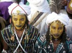 Wodaabe tribesmen, Niger