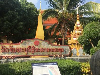 Temple near my hotel