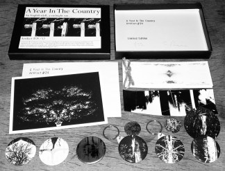 Artifact 24-box and contents-A Year In The Country
