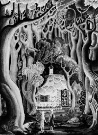 0029-Kay Nielsen Grimm Hansel Gretel-Alison Goldfrapp The Performer As Curator-A Year In The Country