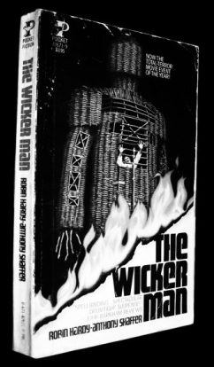 The Wicker Man-Pocker Fiction paperback-A Year In The Country
