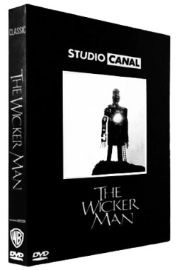 The Wicker Man-Studio Canal DVD-A Year In The Country