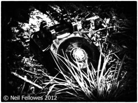 Neil Fellowes-BBC Tatsfield Broadcast Monitoring Station-found0bjects-derelict photography-hauntology-spectres-A Year In The Country-3