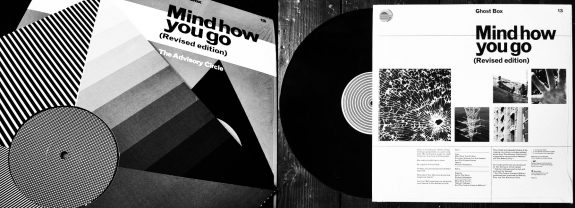 The Advisory Circle-Mind How You Go-Ghost Box Records-Jon Brooks-vinyl-A Year In The Country