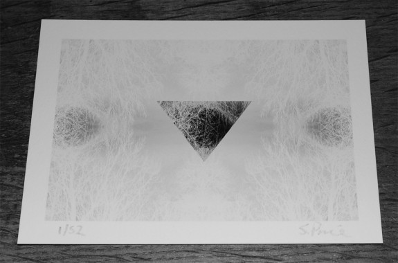 Artifact 50-Greenwood Threshold archival print-A Year In The Country