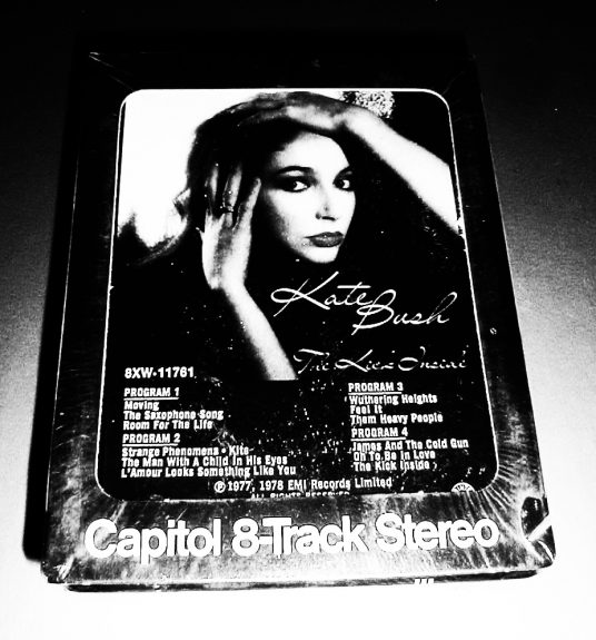 Kate Bush-The Kick Inside-8-Track-A Year In The Country