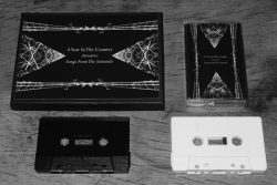Airwaves-Songs From The Sirens-Midnight Archaic Encasements and Dawn Light Editions with tapes-A Year In The Country-