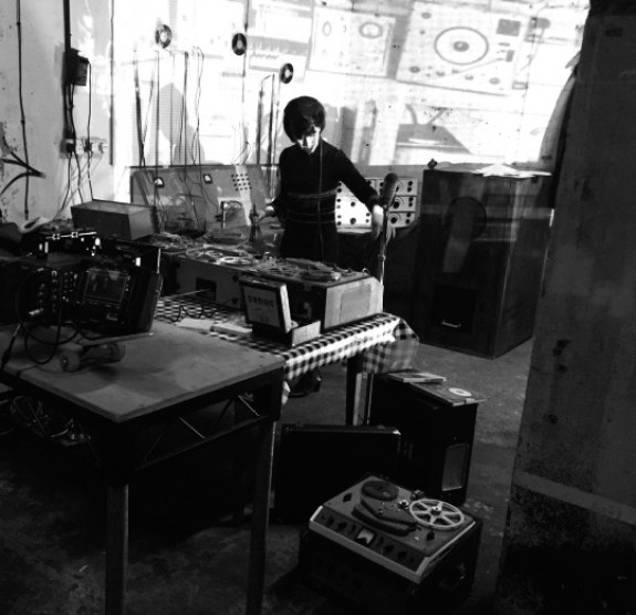 Delia Derbyshire-Hook Films-Test Shoot-A Year In The Country