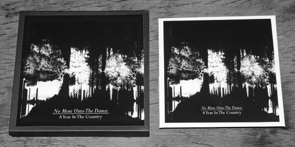 No More Unto The Dance-both editions-A Year In The Country