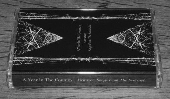 Airwaves-Songs From The Sentinels-cassette-The Marks Upon The Land-A Year In The Country