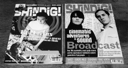 Shindig-issues 59 and 32-Broadcast-Psychomania-Delia Derbyshire-Tape Leader-A Year In The Country