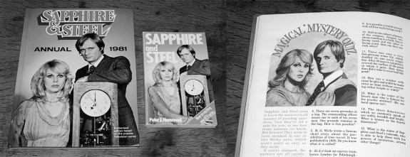 sapphire-steel-annual-1981-peter-j-hammond-novel-a-year-in-the-country