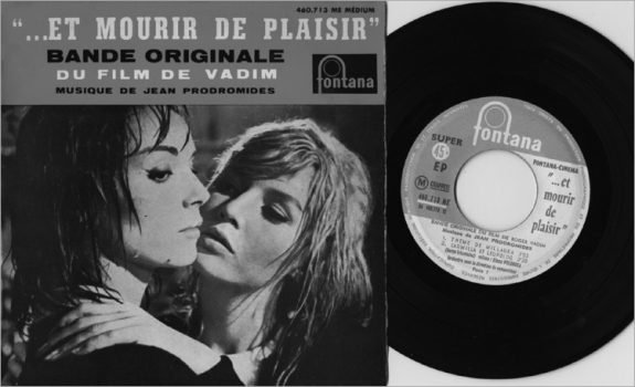 Et Mourir De Plaisir-Blood And Roses-1960-Roger Vadim-soundtrack 1