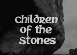 The Children Of The Stones series-intro