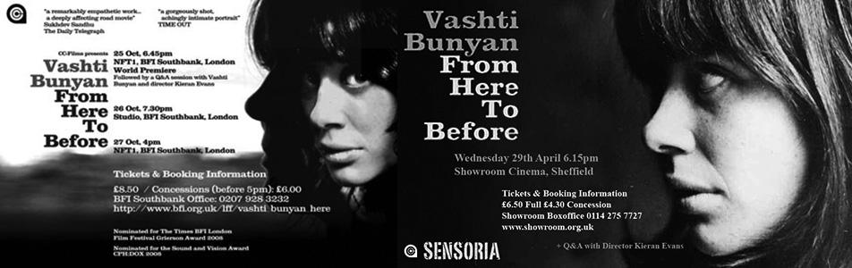 Vashti Bunyan From Here To Before And Whispering Fairy
