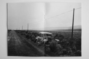 Martin Parr — Abandoned Morris Minors of the West of Ireland