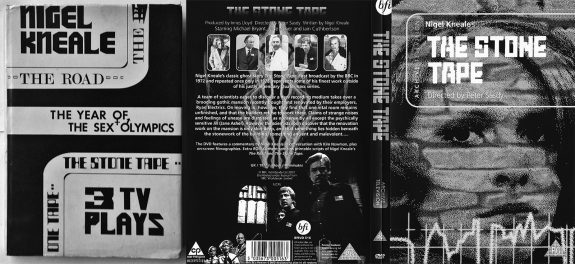 Nigel Kneale plays-The Road-Stone Tape-Year Of-BFI DVD Stone Tape-2
