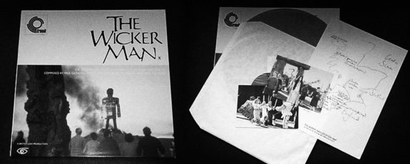 The Wicker Man-Trunk Records release-OST-vinyl-soundtrack-map