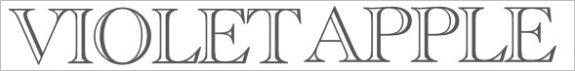 Violet Apple-David Lindsay-banner logo-stroke