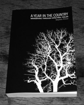 A Year In The Country-Wandering Through Spectral Fields-book-Stephen Prince-front cover