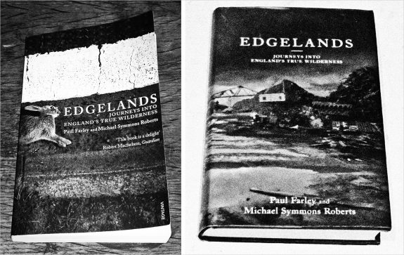 Edgelands-Paul-Farley-and-Michael-Symmons Roberts-hardback and paperback books