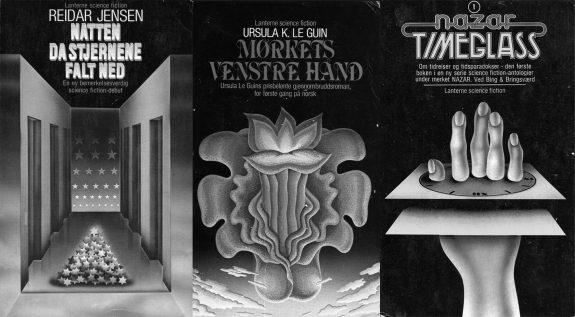 Peter Haars-Norwegian science fiction-Lanterne-psych-1960s-1970s-CS Lewis-Kurt Vonnegut-Ursula K L Guin-Reidar Jensen-Nazar