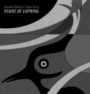 Alasdair Roberts-James Green-Plaint of Lapwing-album cover art-Clay Pipe Music