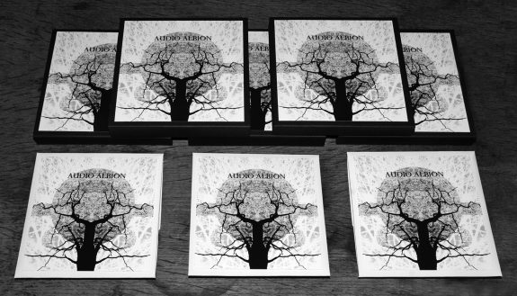Audio Albion-Nightfall and Dawnlight editions-front of CD albums-A Year In The Country
