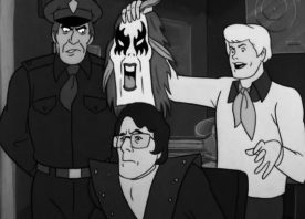 Scooby Doo-unmasking