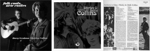 Shirley Collins-Davy Graham-Dolly Collins-Harvest Years-Anthems in Eden