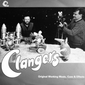 Clangers-Trunk Records-soundtrack album-Vernon Elliot