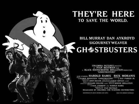 Ghostbusters-1984-landscape film poster