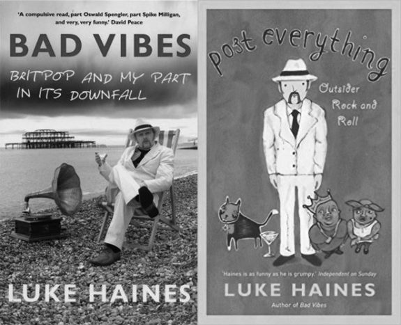 Luke Haines-Bad Vibes-Post Everything-book covers