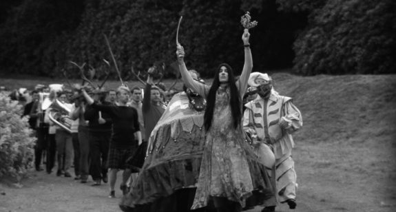 The Wicker Man-1973-film still-procession
