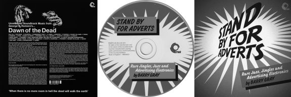 Dawn of the Dead-Stand By For Adverts-Barry Gray-Trunk Records-Jonny Trunk-library music