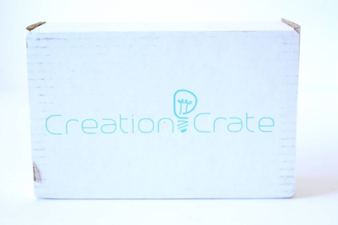 Creation Crate March 2016 1