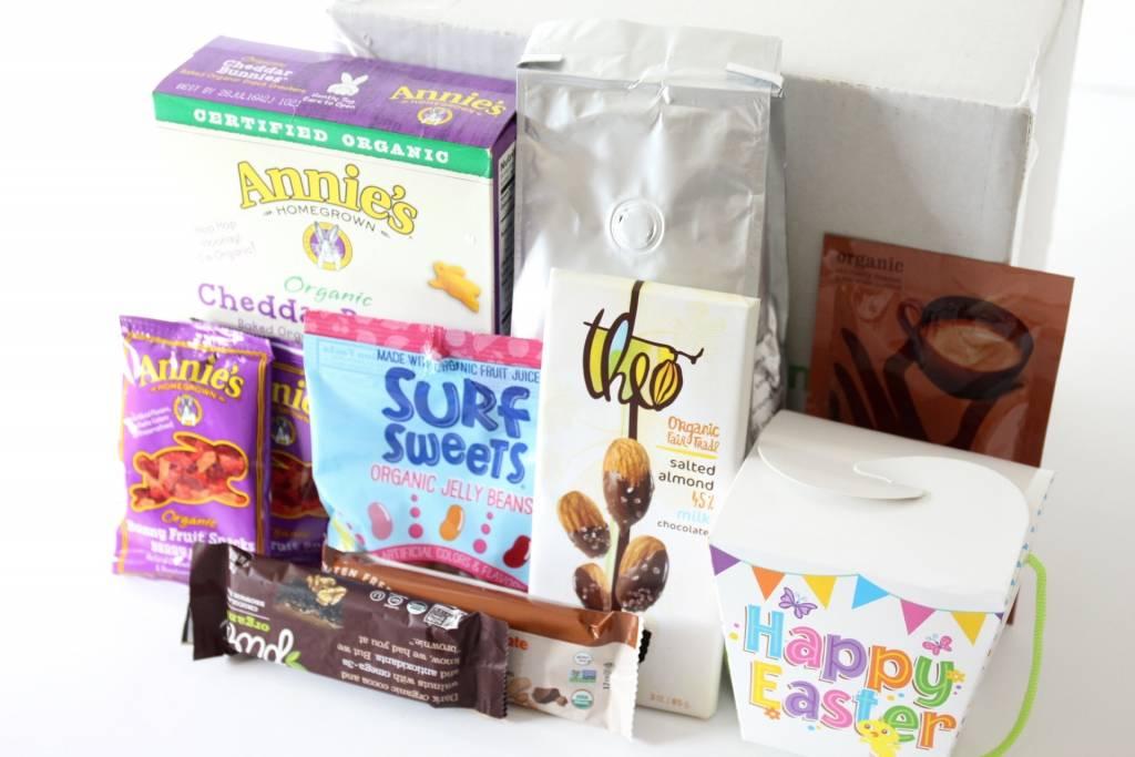 Sweet Organic Box March 2016 6